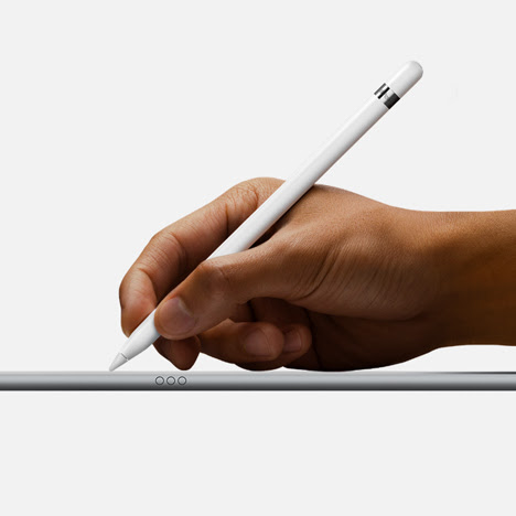 iPad med apple pencil